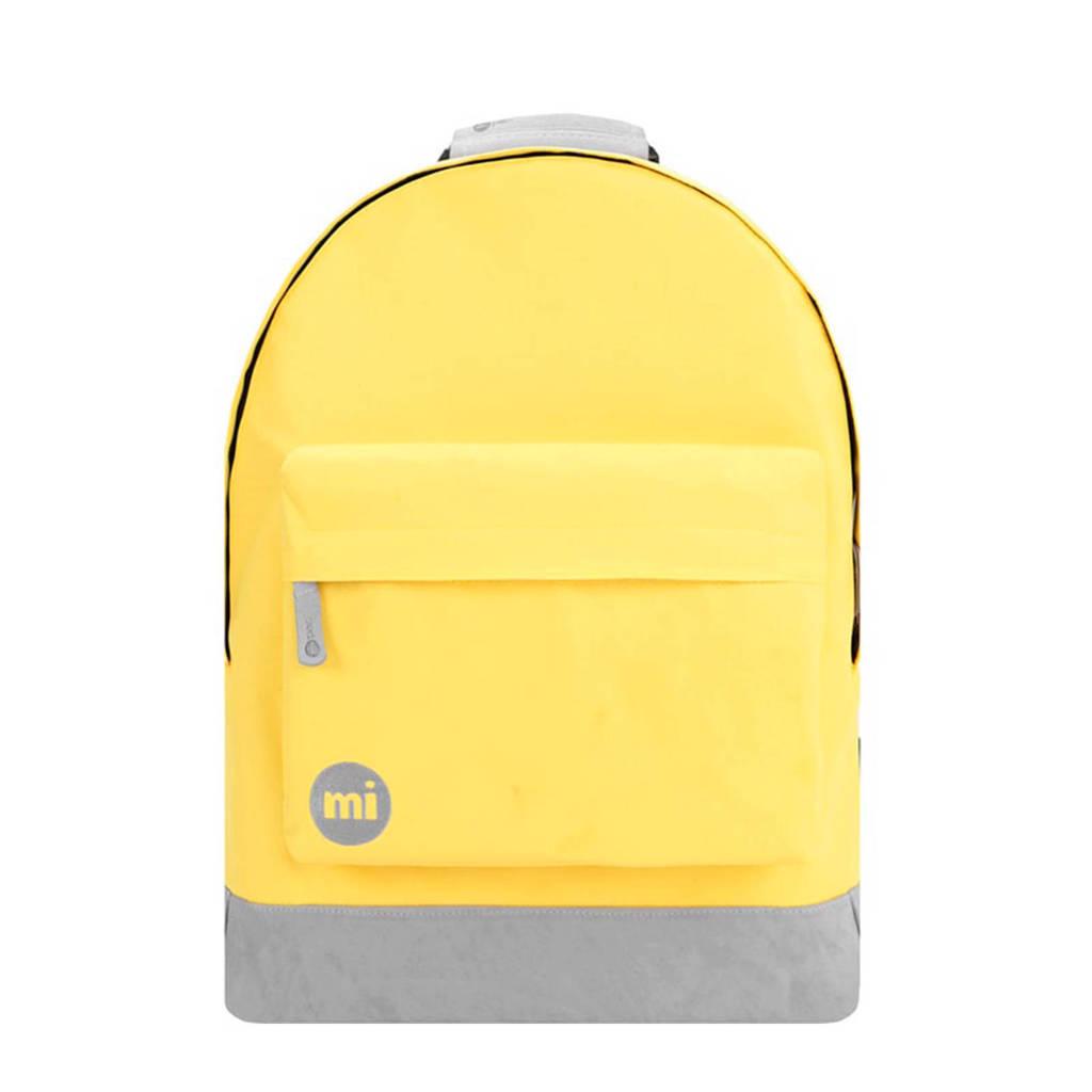 11b3306555a Mi-Pac rugzak, Lemon/grijs