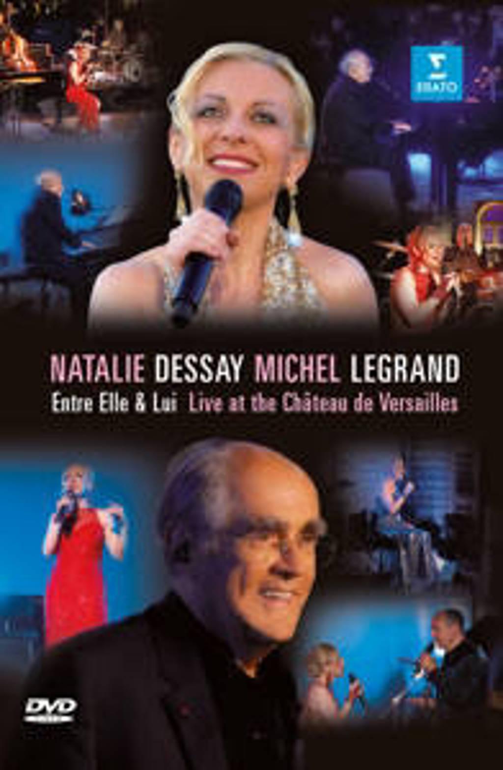 Natalie Dessay - Entre Elle Et Lui (DVD)