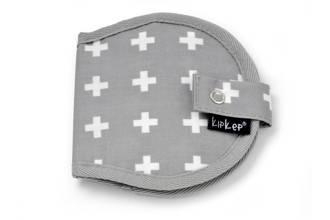 Napper etui voor borstkompressen crossy grey