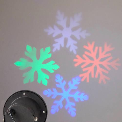 Luxform kerstlaser spotlight Aurora (sneeuwvlokken) kopen