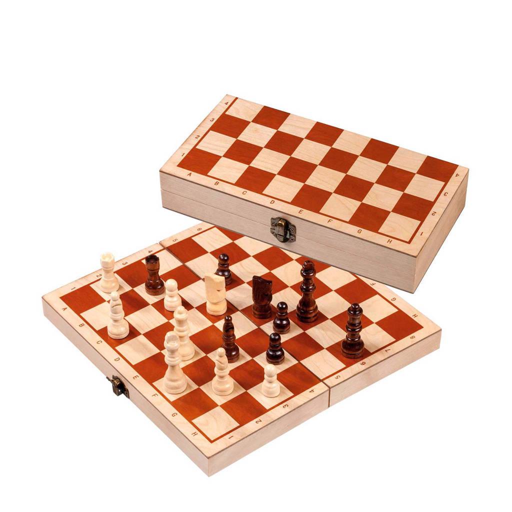 Philos schaak cassette denkspel