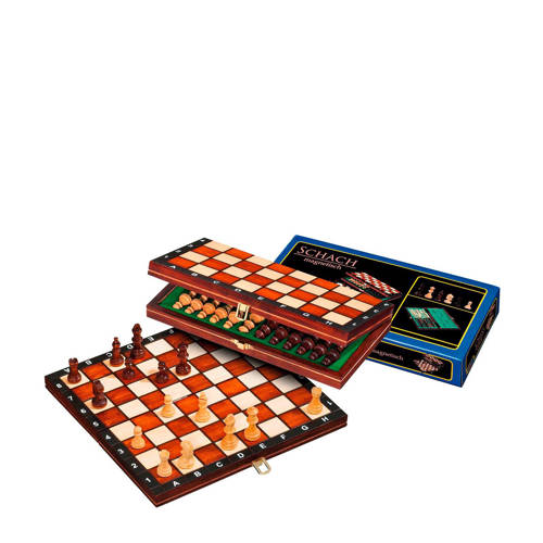 Philos travel chess set magn.