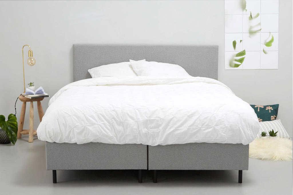 Compleet Bed 180x200.Whkmp S Own Complete Boxspring Oslo 180x200 Cm Wehkamp