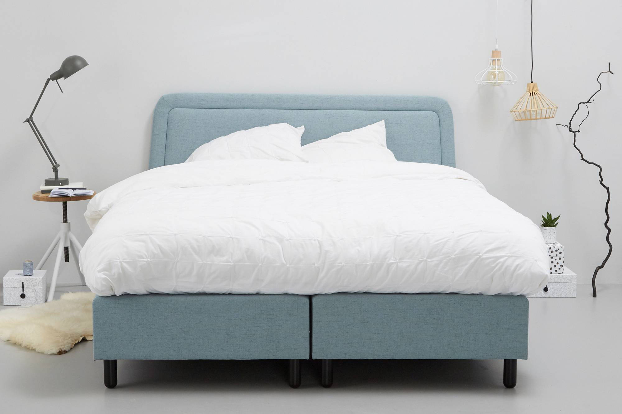 whkmp's own complete boxspring Boden