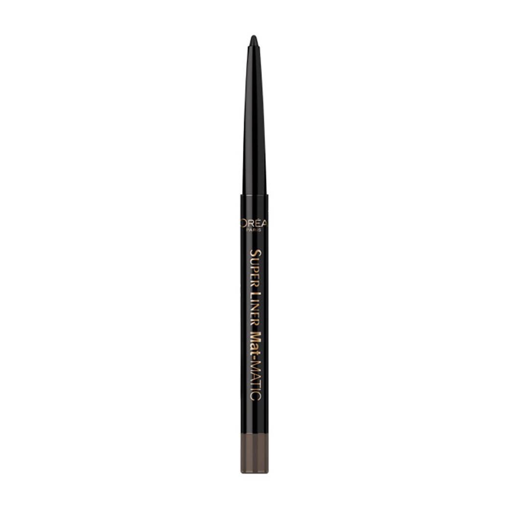 L'Oréal Paris SuperLiner Mat Matic 03 Taupe Grey - Eyeliner
