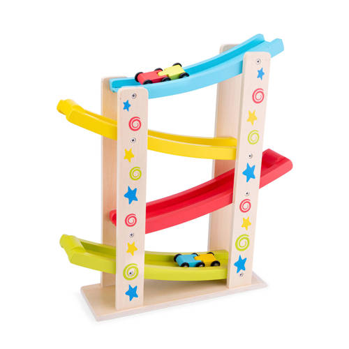 New Classic Toys houten ster autobaan