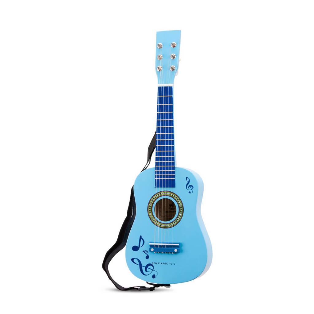 New Classic Toys houten gitaar