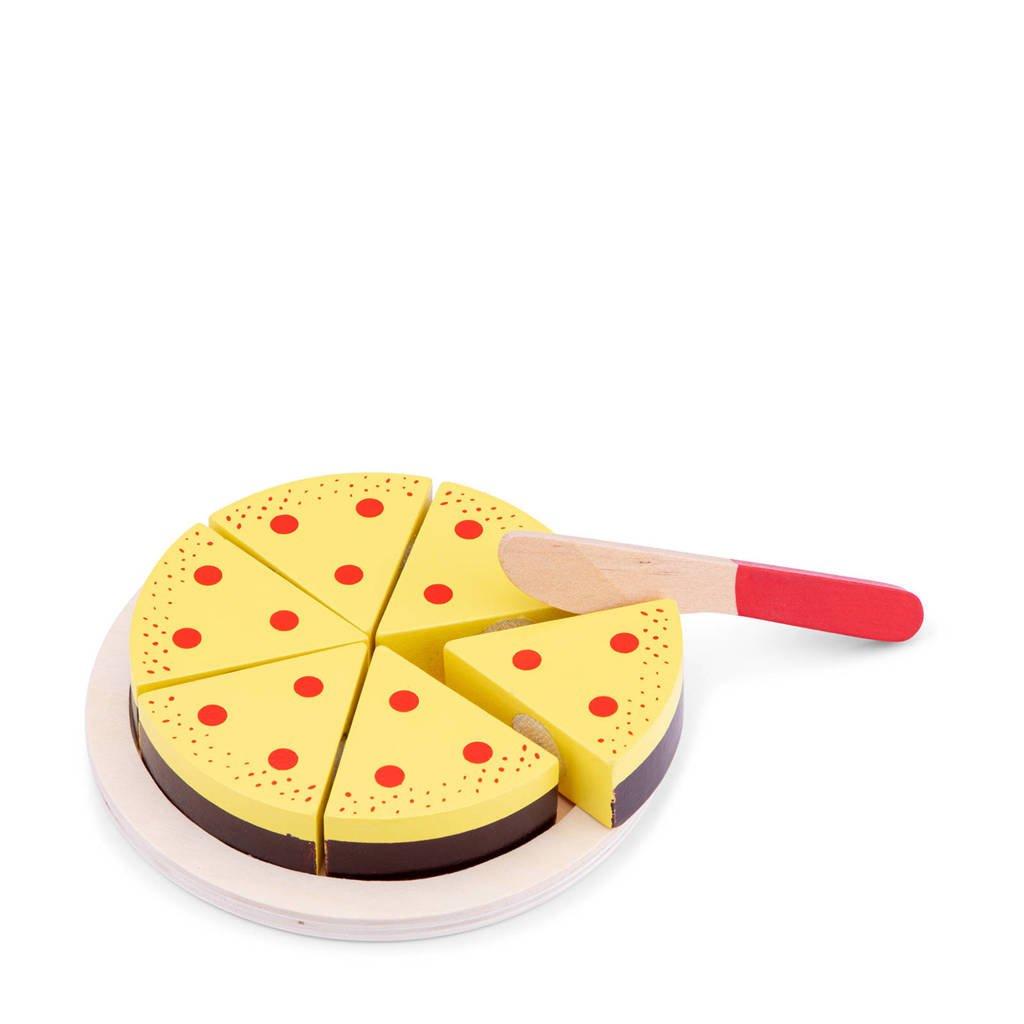 New Classic Toys houten taart snijset