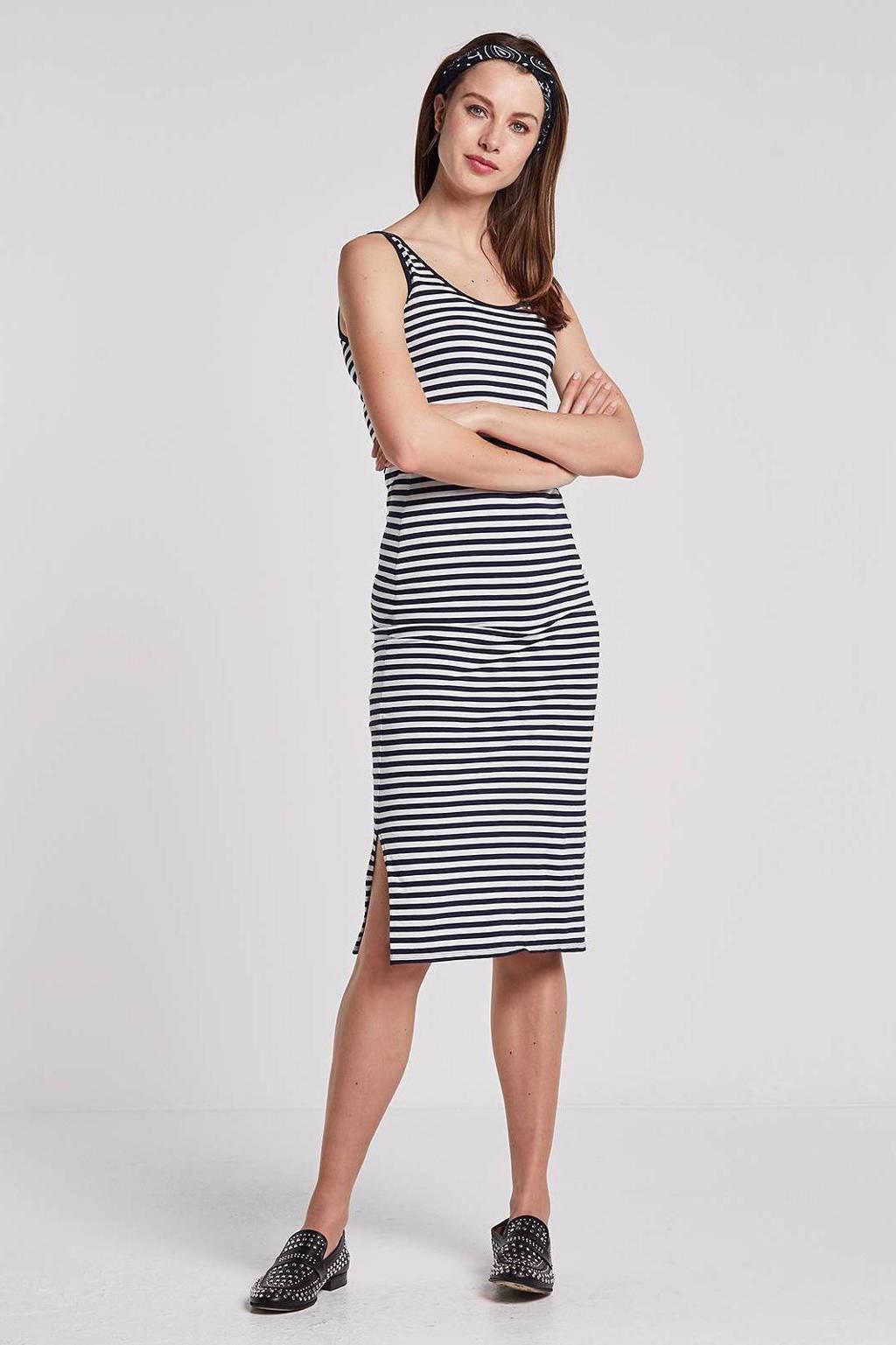 G-Star RAW Liffy jurk, Wit/blauw