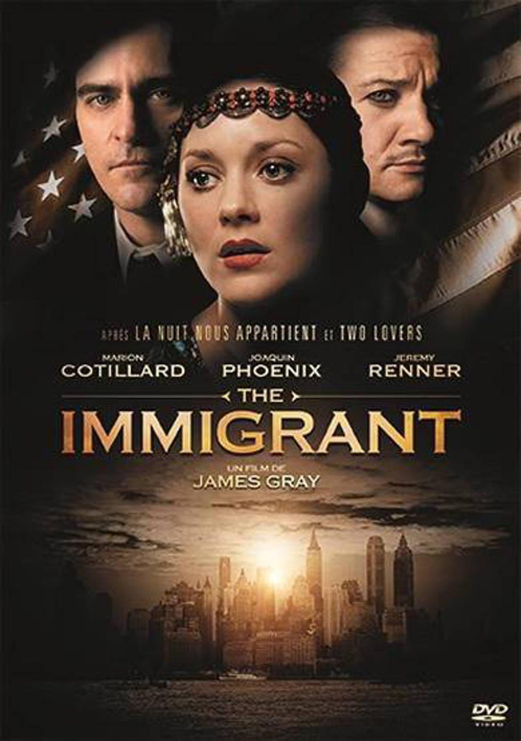 Immigrant (DVD)