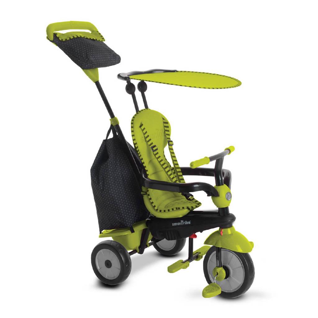 Smart Trike Glow 4 in 1 driewieler, Groen