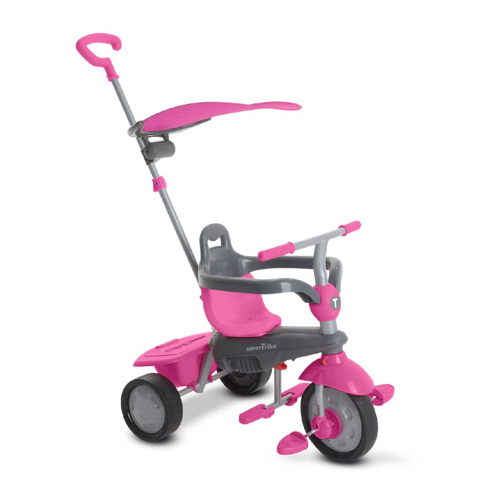 Smart Trike Carnival 3 in 1 driewieler, Roze