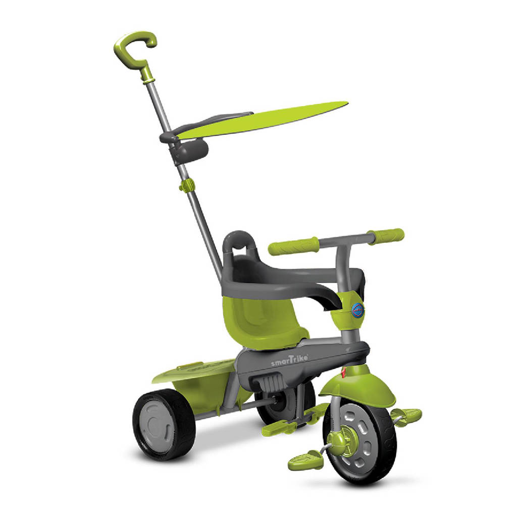Smart Trike Carnival 3 in 1 driewieler, Groen