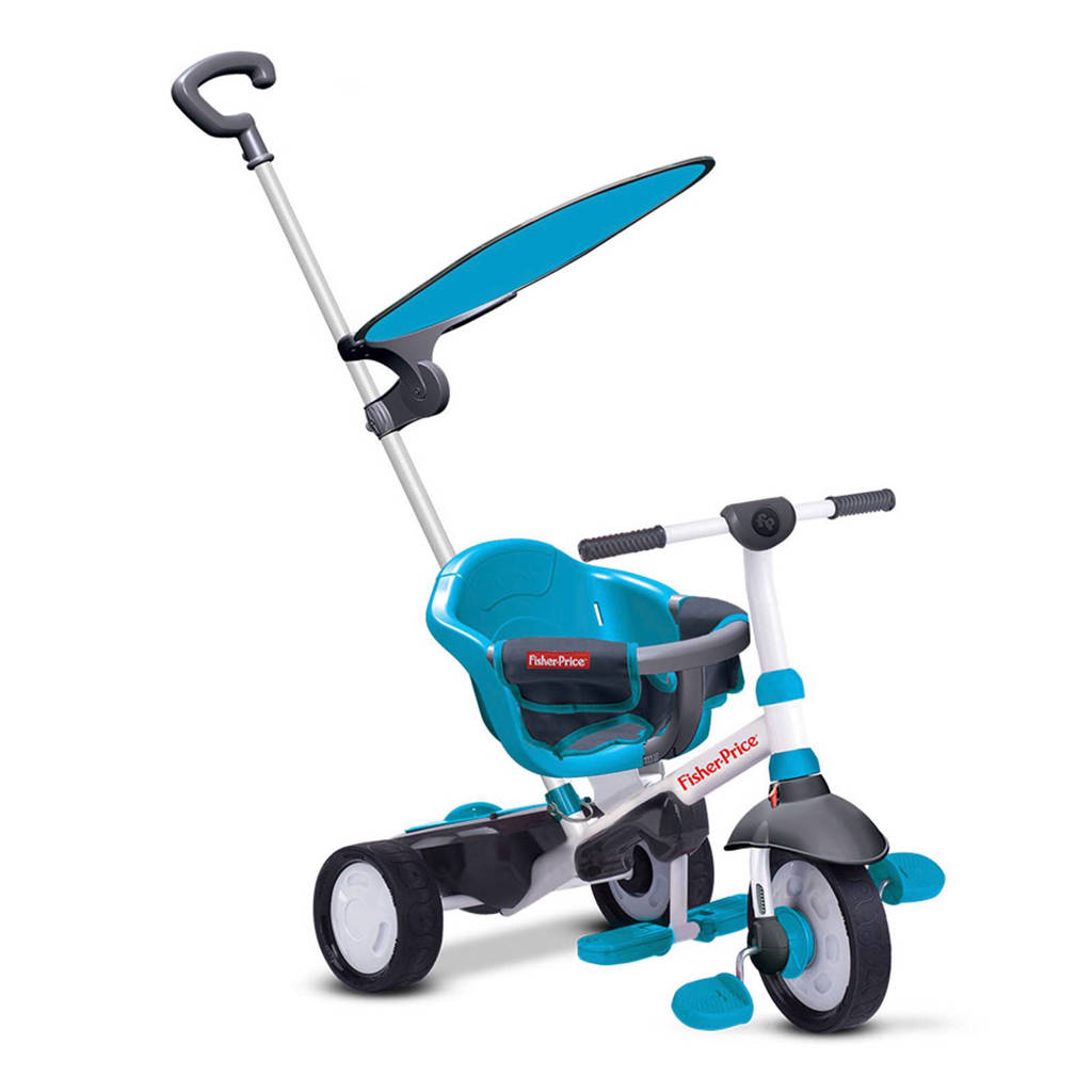 Smart Trike CharmPlus 3 in 1 driewieler, Blauw