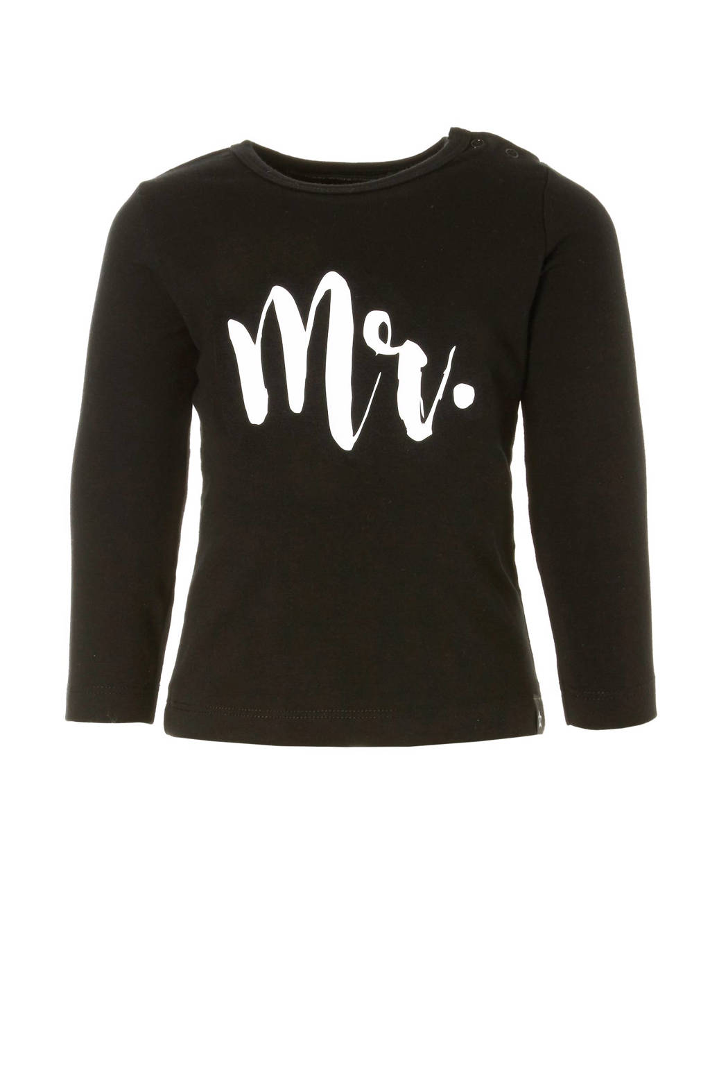 Your Wishes T-shirt, Zwart