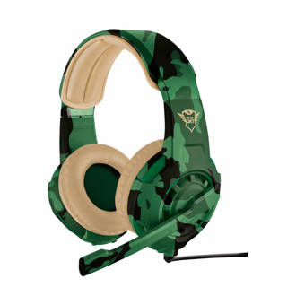 GXT 310C Radius gaming headset jungle camo