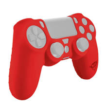 GXT 744R Rubber Skin red PS4