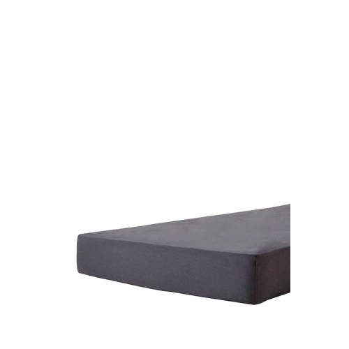 Beddinghouse Hoeslaken Fitted Sheet Antraciet 90 x 210 cm