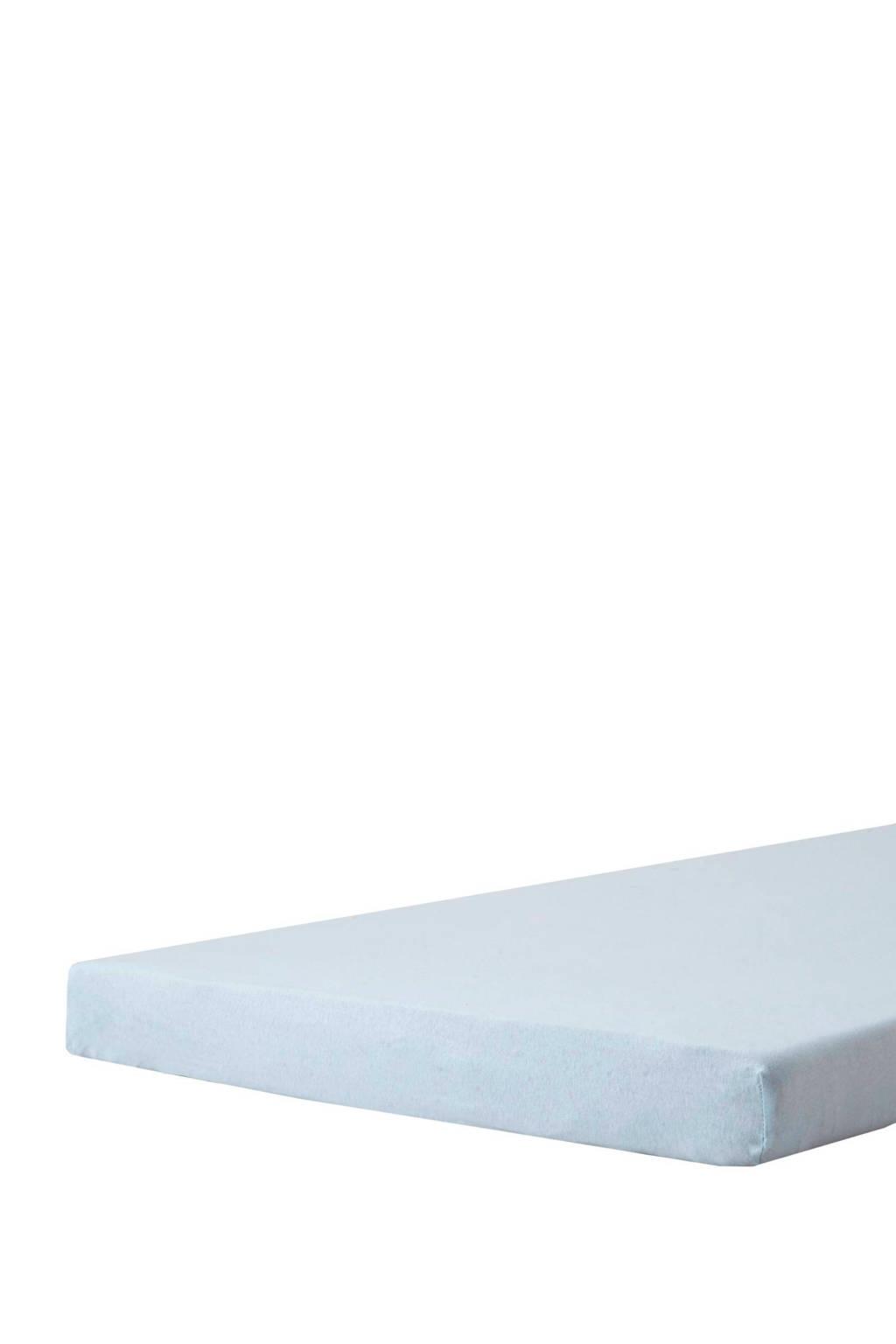 Beddinghouse jersey topmatras hoeslaken Lichtblauw
