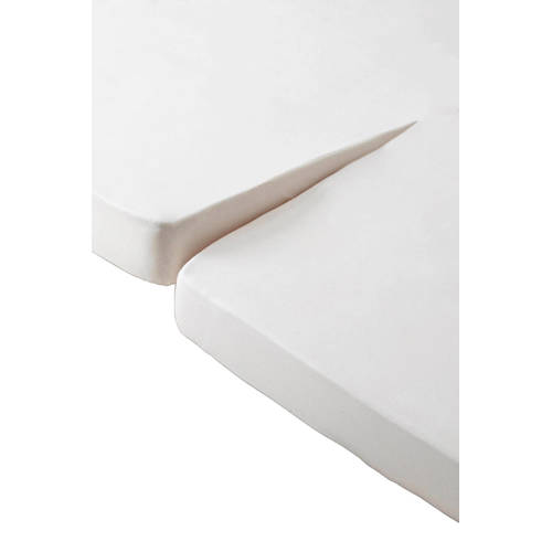Beddinghouse splithoeslaken topdekmatras tot 7 cm