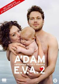 A'dam & E.V.A. (Amsterdam en vele anderen) - Seizoen 2 (DVD)