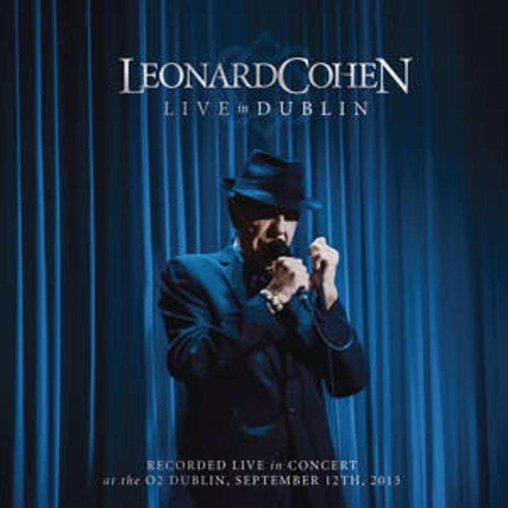 Leonard Cohen - Live In Dublin (DVD)