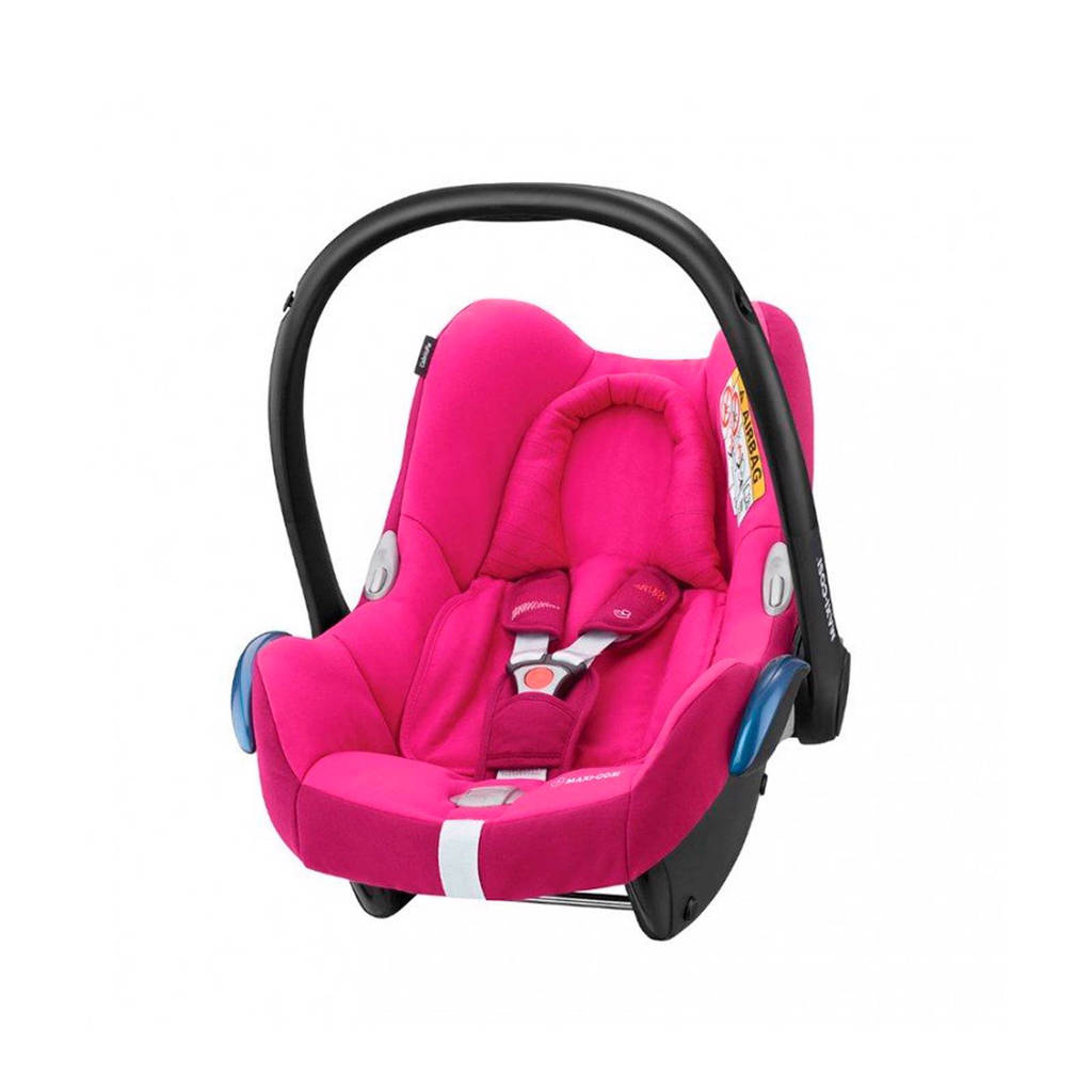 Maxi-Cosi CabrioFix autostoel groep 0+ Frequency pink, Passion pink