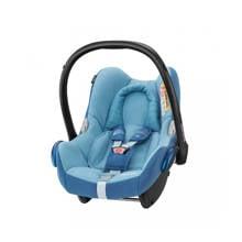 CabrioFix autostoel groep 0+ Frequency blue