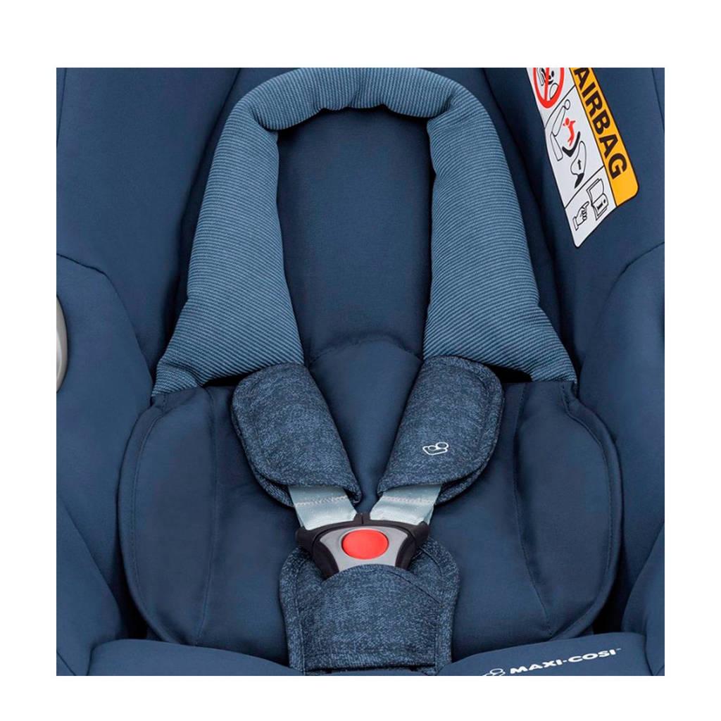 Maxi Cosi Autostoel Groep 0.Autostoel Groep 0 Nomad Blue
