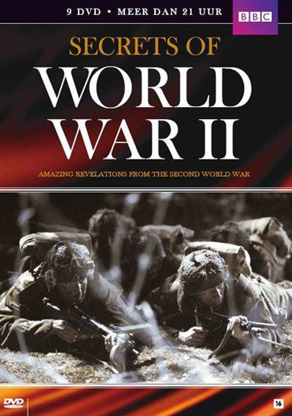 Secrets of World War II (DVD)