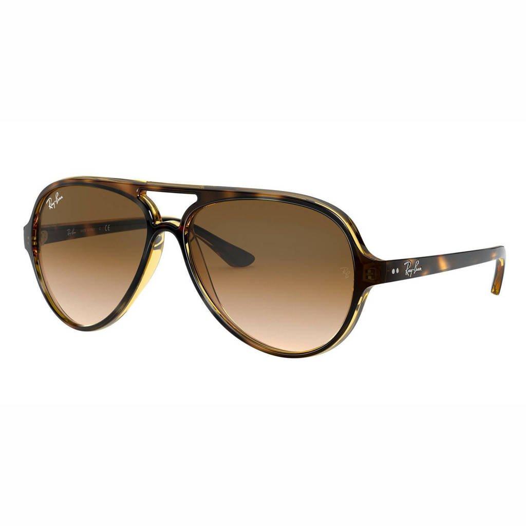 Ray-Ban zonnebril 0RB4125, Havana