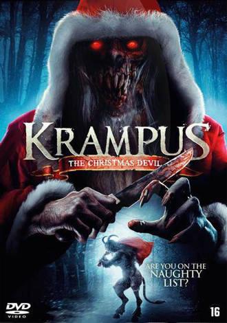 Krampus - The christmas devil (DVD)