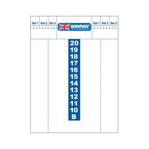 Winmau Whiteboard scoreboard kopen