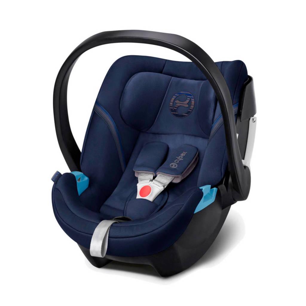 Cybex Aton 5 autostoel groep 0+ denim blue, Denim blue