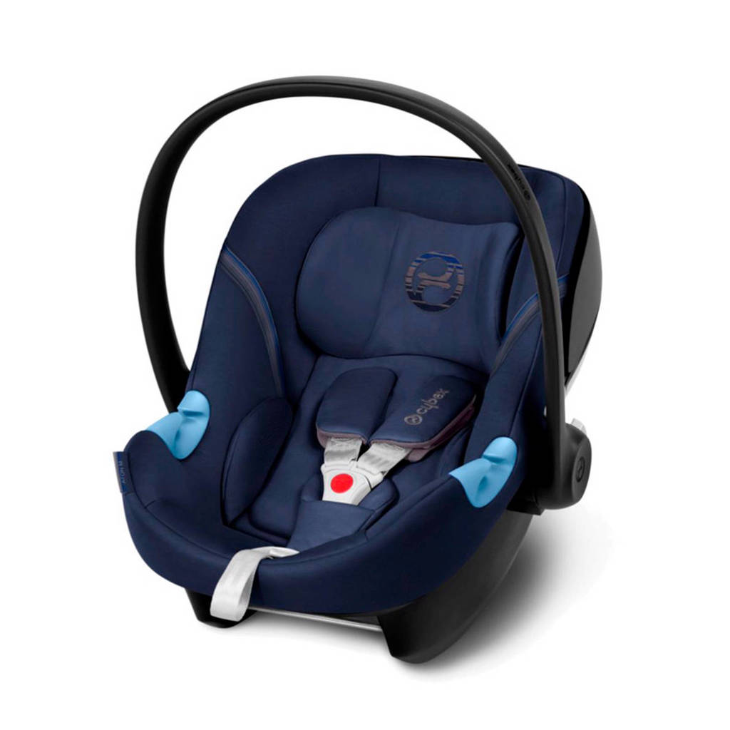 Cybex Aton M autostoel groep 0+ denim blue, Denim blue