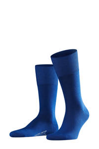 Falke airport sokken, Blauw