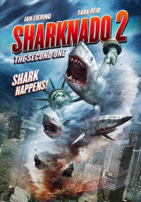 Sharknado 2 (DVD)