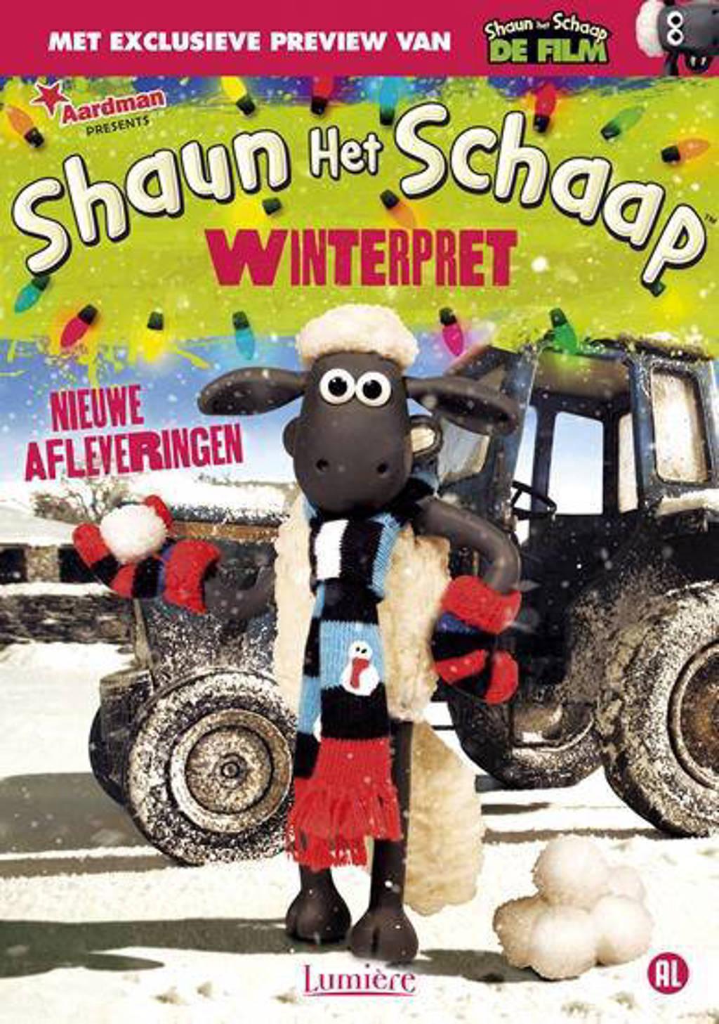 Shaun het schaap - Winterpret (DVD)