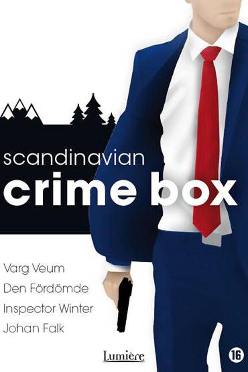 Scandinavian crime box (DVD)