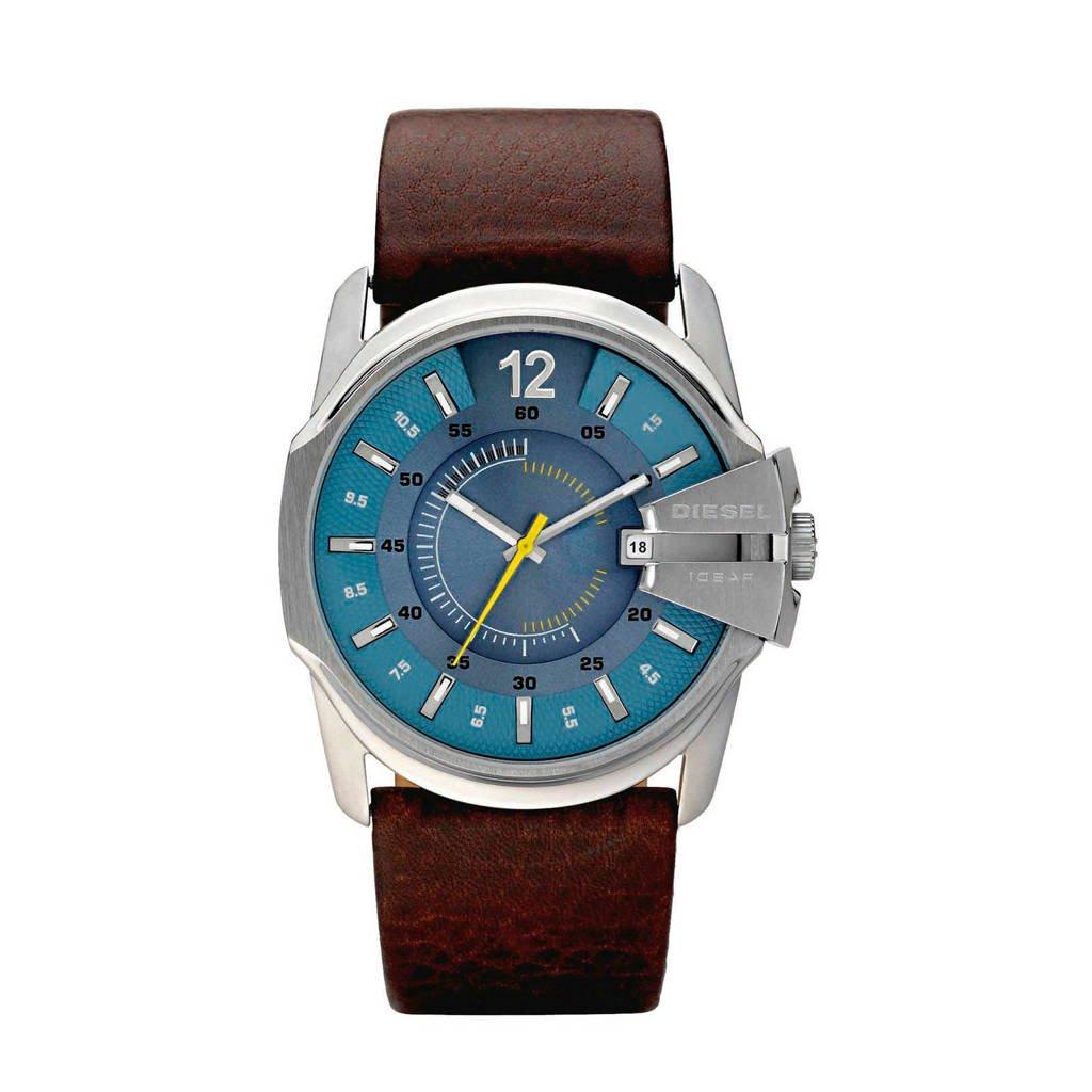 Diesel horloge Master Chief DZ1399 bruin, Bruin