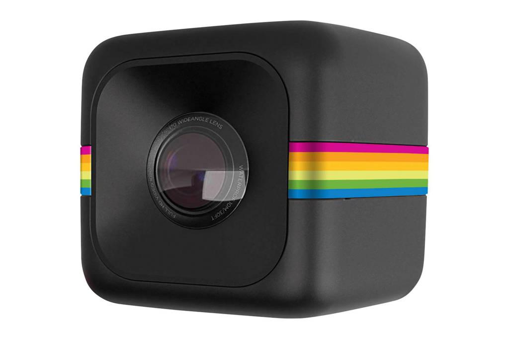 Polaroid Cube action camera, Zwart