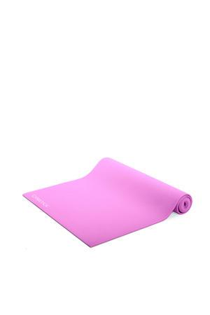 Fitness mat roze + instructievideo's