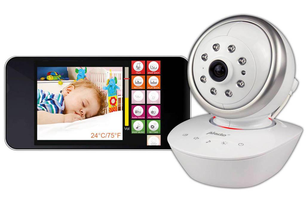Alecto IVM-200 Smart Babyfoon, Wit