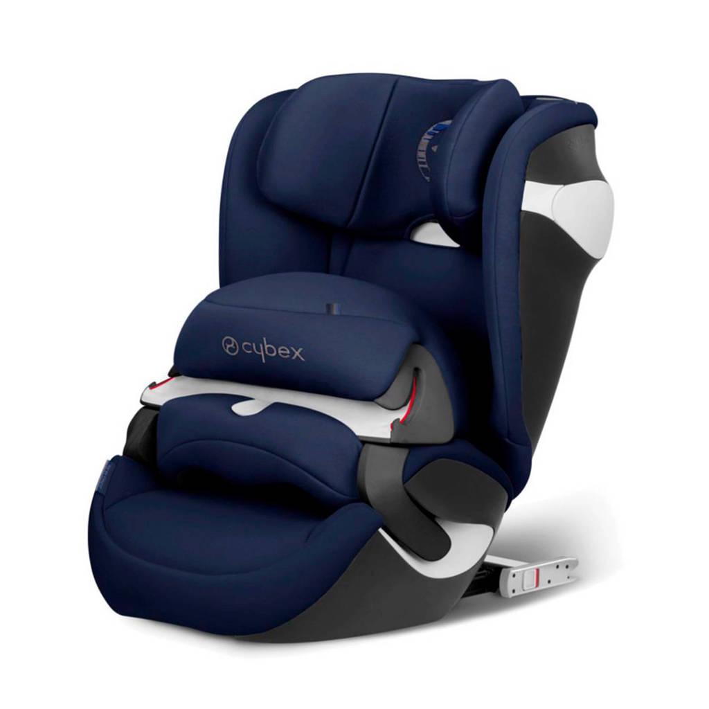 Cybex Juno M-FIX autostoel groep 1 denim blue, Denim blue