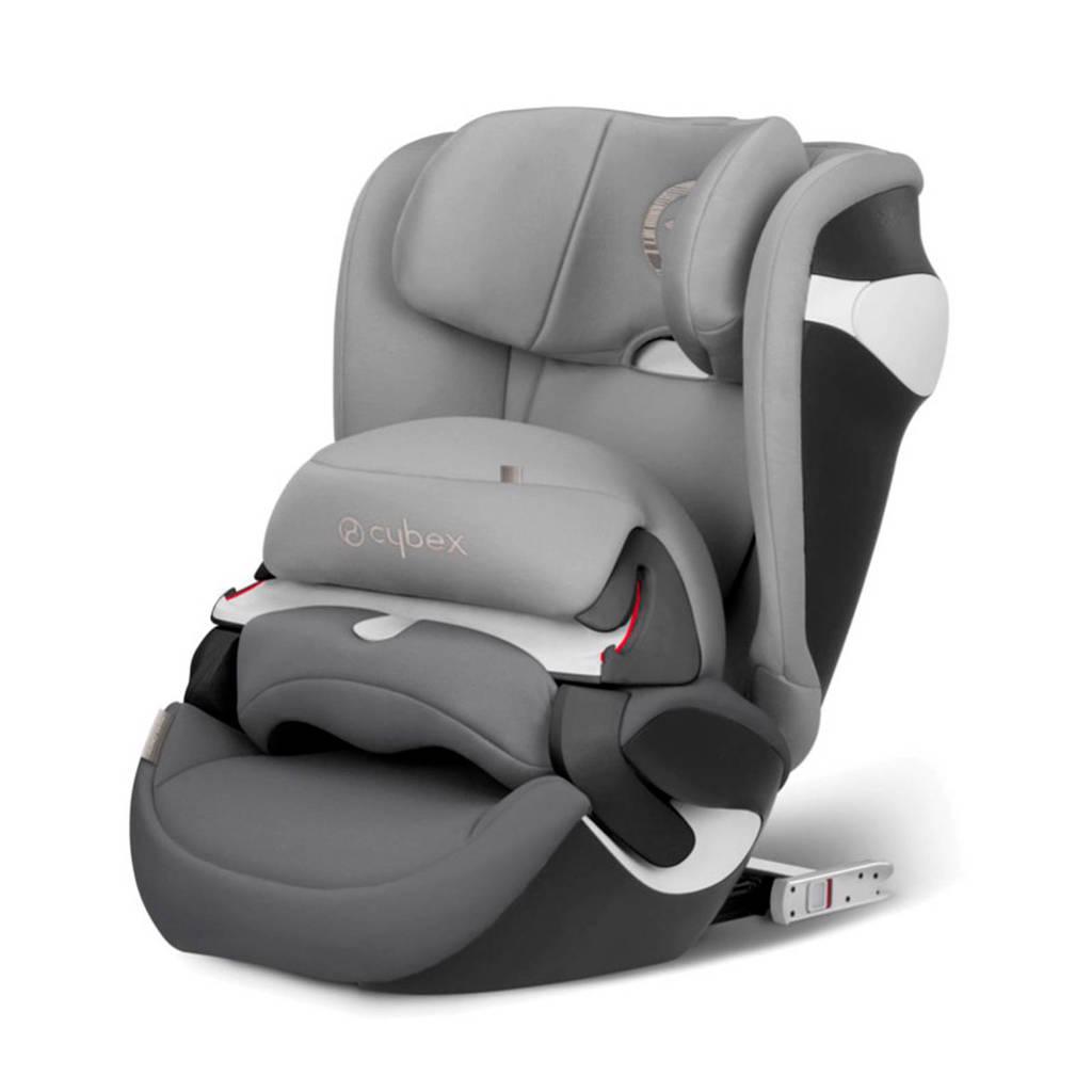 Cybex Juno M-FIX autostoel groep 1 manhattan grey, Manhattan Grey