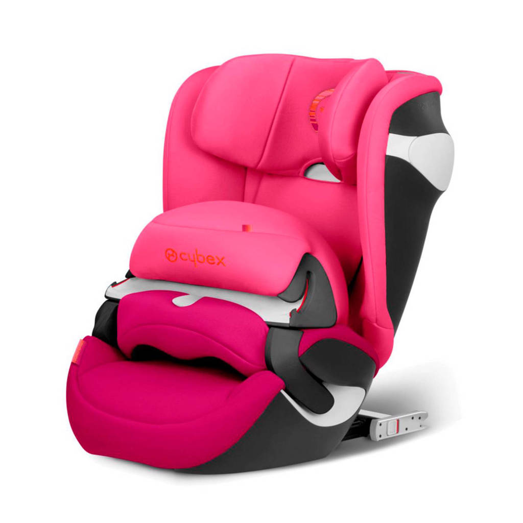 Cybex Juno M-FIX autostoel groep 1 passion pink, Passion pink