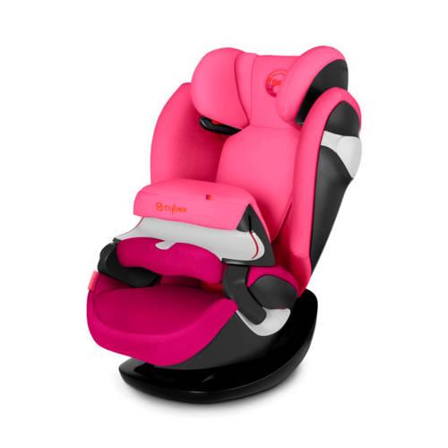 Pallas M autostoel groep 1-2-3 passion pink