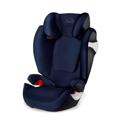 Solution M autostoel groep 2-3 Denim blue