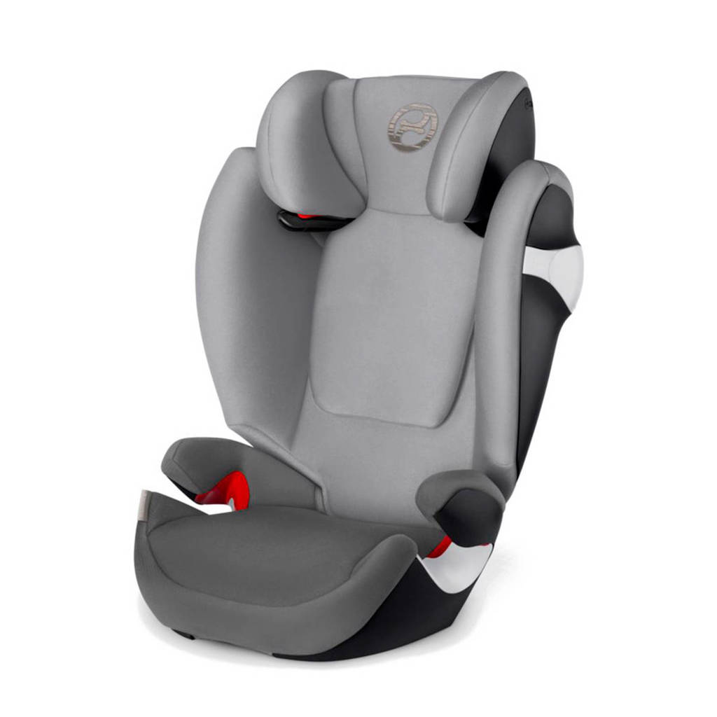 Cybex Solution M autostoel groep 2/3 Manhattan grey, Manhattan Grey