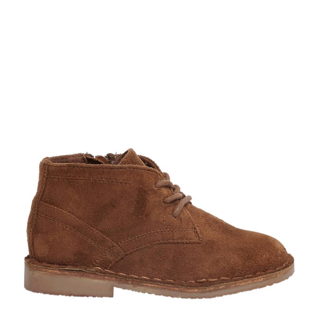 River Island   desert boots, Bruin